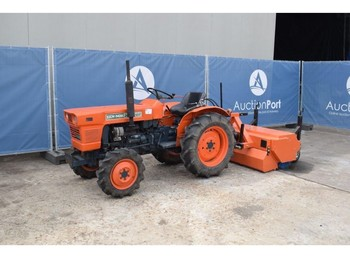 Carraro Superpark 3800 HST - 1015 hours + equipment μίνι