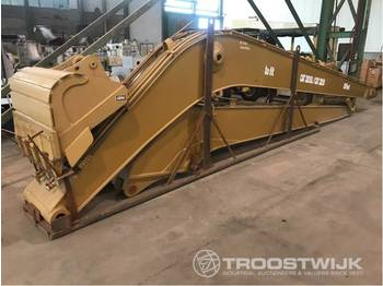 Caterpillar 320D & DL - μπούμα
