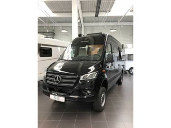 Αυτοκινούμενο τροχόσπιτο HYMER / ERIBA / HYMERCAR Grand Canyon S Mercedes Allrad, Distronic, MBUX
