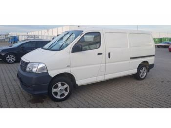 Toyota HiAce 4WD FULL TIME HIACE 4 WHEEL DRIVE - ελαφρά εμπορικά κόφα