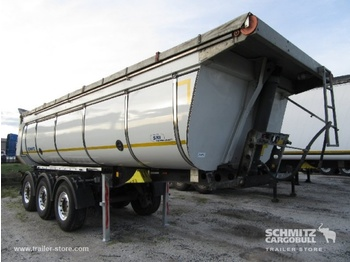Schmitz Cargobull Tipper Steel half pipe body Insulated Hollow 24m³ - ημιρυμουλκούμενος ανατρεπόμενο