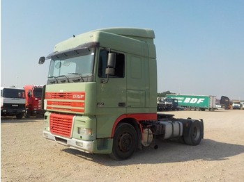 DAF 95 XF 430 Space Cab (PERFECT CONDITION !!!) - τρακτέρ