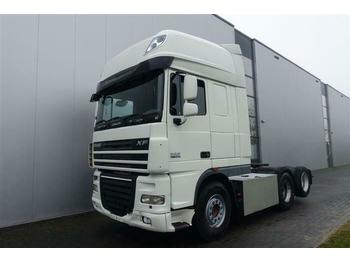 DAF XF105.510 6X2 DOUBLE BOOGIE MANUAL RETARDER EURO  - τράκτορας