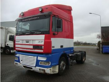 DAF XF380 MANUALE GEAR - τράκτορας