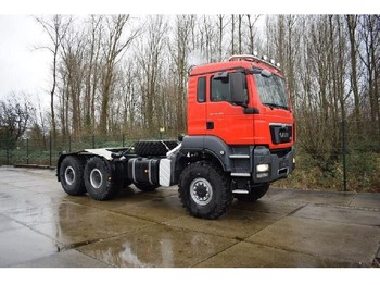 MAN TGS 40.480 BB-WW 6x6 CHASSIS-CABIN WITH ALLISON GEARBOX - τράκτορας