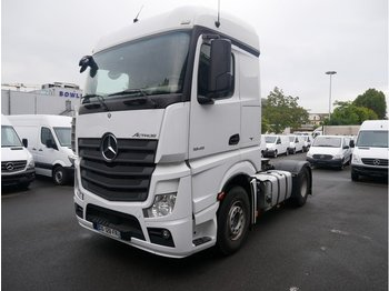 MERCEDES-BENZ Actros 1845 Streamspace Voith L952095 - τρακτέρ