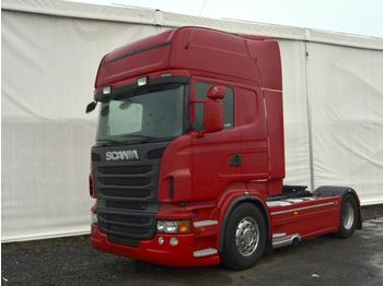 SCANIA R 560 V8 retarder walkingfloor - τράκτορας
