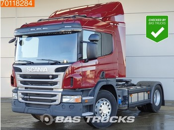 Scania P410 4X2 Manual Hydraulik Analog Tacho Euro 3 - τράκτορας