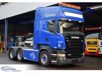 Scania R 620 6x4, Euro 5, Retarder, Hydraulic, Big axles, Truckcenter Apeldoorn - τράκτορας