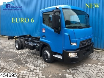 Renault D 3.5 Steel suspension, Manual, Towbar - φορτηγό σασί