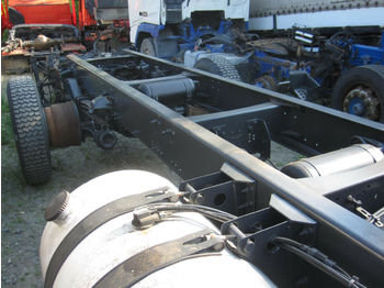 Φορτηγό σασί Volvo FM 12 4x2 Spare Chassi Axles Steel/Steel Brief