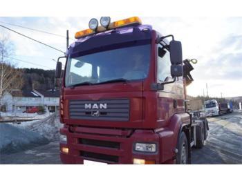 MAN TGL 220 4x2 Planbil Eu godkjent til mars 2020 φορτηγό ανοιχτή