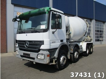 Mercedes-Benz Actros 3236 8x4 Schwing Stetter 8m3 EPS 3 pedals - φορτηγό