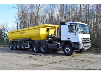 Φορτηγό Mercedes-Benz Actros 3340 S icw 4 axle tipper