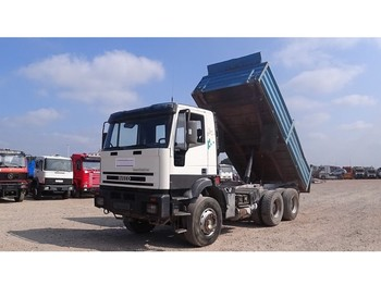 Iveco Eurotrakker 260 E 30 (BIG AXLE / STEEL SUSPENSION / MANUAL PUMP) - φορτηγό ανατρεπόμενο