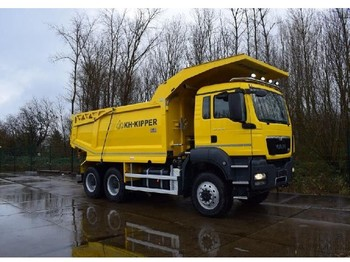 MAN TGS 40.480 BB-WW 6x6 TIPPER TRUCK MINING - ROCK BODY WITH ALLISO - φορτηγό ανατρεπόμενο