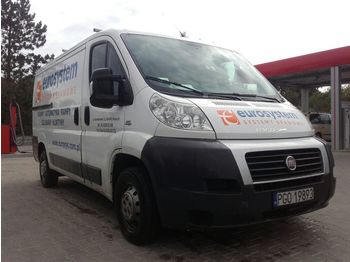 Βαν FIAT Ducato 2.3, roof rack