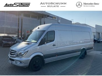 MERCEDES-BENZ Sprinter 319 CDI KA SPECIAL ED 7G-TRONIC CAMERA - βαν