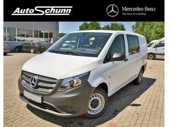 MERCEDES-BENZ Vito 114 CDI lung Mixto-Comfort-Audio 10 - βαν