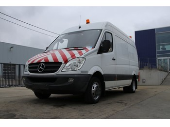 Βαν Mercedes-Benz Sprinter 519 CDI ( 3.5T )- 109 605 KM